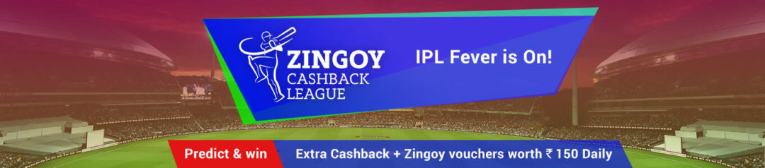 Zingoy Cashback League